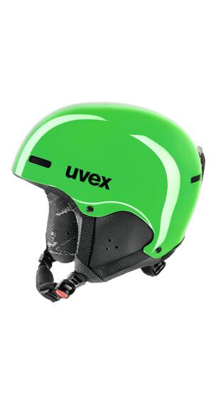 UVEX hlmt 5 - Casque de ski Enfant - vert